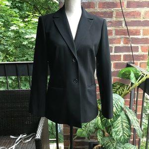 BCBG MaxAzria Black Blazer Size 8